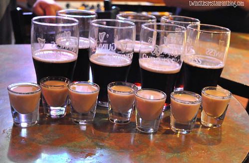 Irish Car Bombs at Harry's Sports Bar ~ Countryside, IL