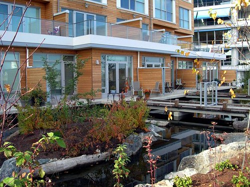 Dockside Green residential (via Good)