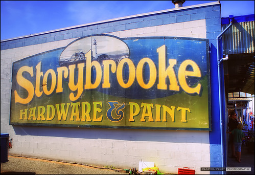 Storybrooke Hardware & Paint