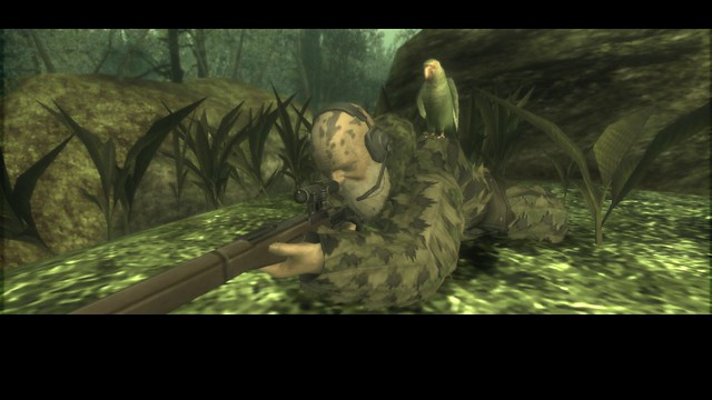 Metal Gear Solid 3: Snake Eater HD - The End