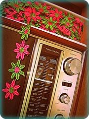 radio in studio