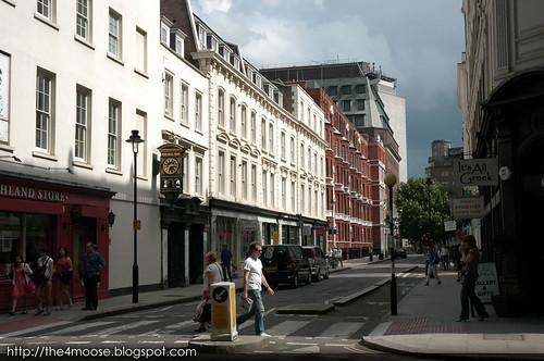 London - Museum Street