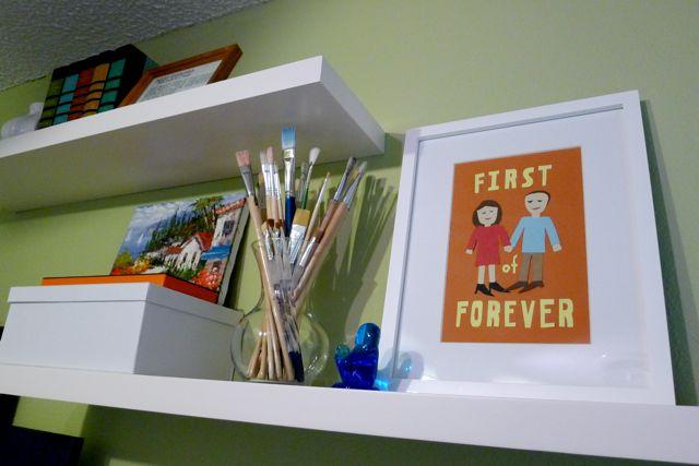 Shelf 2 Art