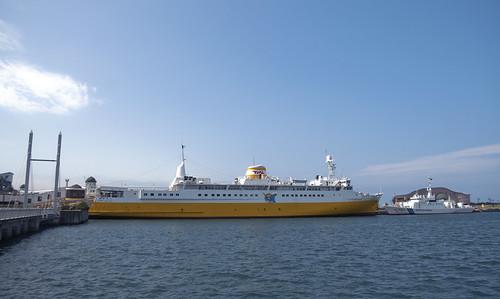 Memorial Ship Hakkoda Maru