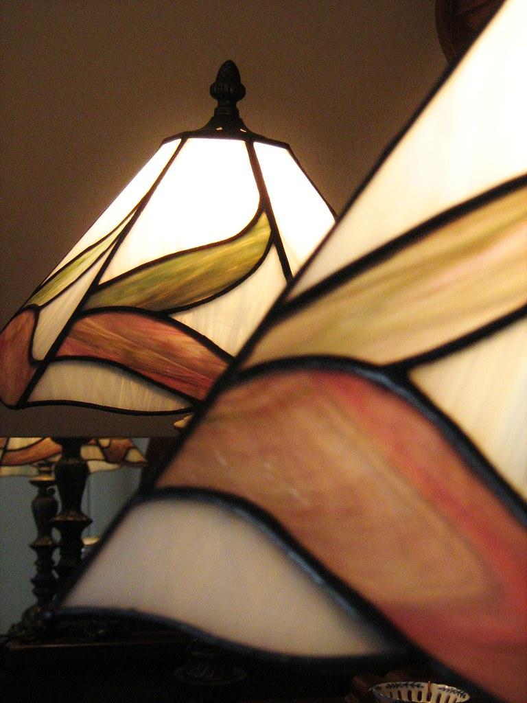 Lamp Lit Shades