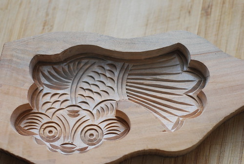 Mooncake Fish Mold