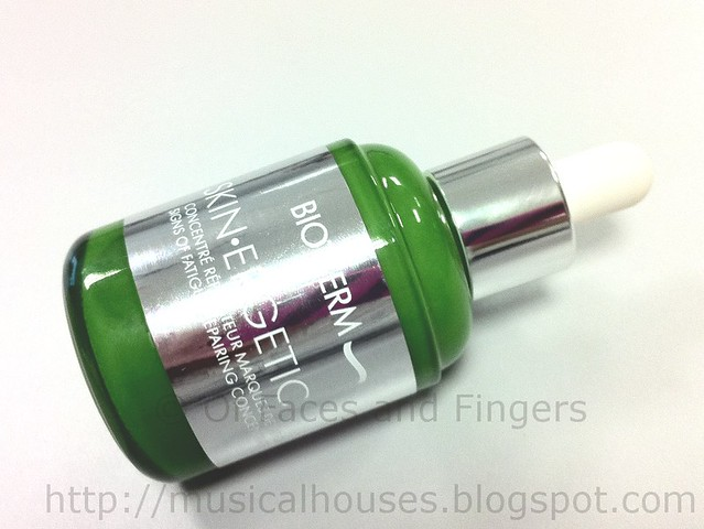 biotherm skinergetic bottle