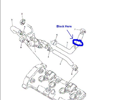 how do i block of pair valves yamaha r1 forum yzf r1 forums 06 R6 Exhaust don t worry the marble is too big and won t work it s way into the air box
