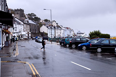 Aberdovey in the Rain (Etrusia UK) Tags: road uk greatbritain houses summer people cars weather wales geotagged town nikon seasons britishisles zoom unitedkingdom britain sigma wideangle august flags gb miserable f28 aberdovey pictureperfect rainday aberdyfi d300 sigma1850mm 1850mm sigmalens fastlens 1850mmlens nikond300 wetaugust sigma1850mmlens rainyaugust wetday1850mm geo:lat=52543779 geo:lon=4044861
