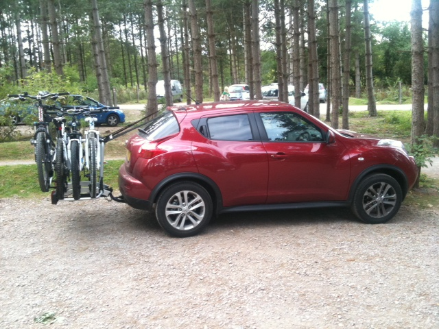 nissan juke bike rack racks blog ideas. Black Bedroom Furniture Sets. Home Design Ideas
