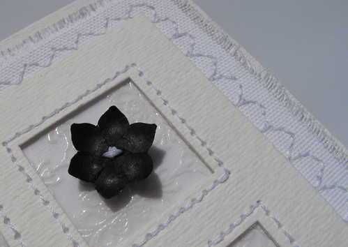 little black flower