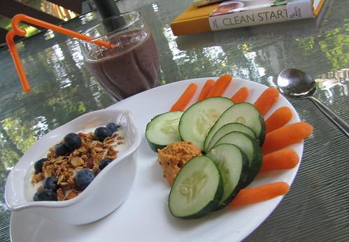 Vegetarian Challenge Day 2