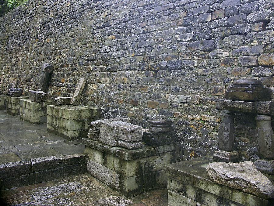 Группа храмов Ади Бадри, VIII-XII вв. Уттаранчал, Индия