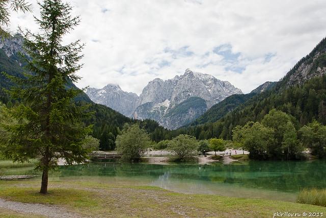 Slovenia. The Alps
