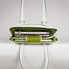 Aya Laptop Bag by Mamtak - interior
