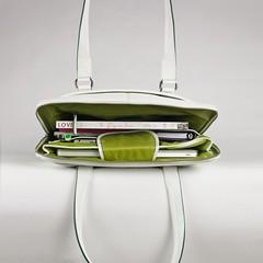 Aya Laptop Bag by Mamtak - interior