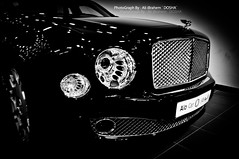 Bentley Mulssane 2011 Black's (Ali iBrahim  (DOSHA)) Tags: black cars car speed ali saudi arabia supercar bentley dosha mulsanne worldcars alosh 3losh