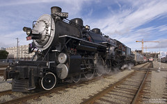 Southern Pacific #2472 Steam (engine) Locomotive (Bob Stronck) Tags: steamengine steamlocomotive baldwinlocomotiveworks goldengaterailroad ©rmstronck stronckphotocom spx2472