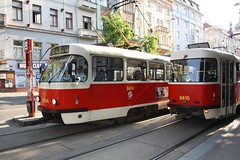 "Tram in Prague (Prag/Praha) • <a style=""font-size:0.8em;"" href=""http://www.flickr.com/photos/23564737@N07/6082610881/"" target=""_blank"">View on Flickr</a>"