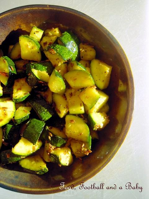 Zucchini Cumin 1