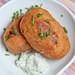 Croquetas caseras de pollo de corral (Homemade Chicken Croquettes)