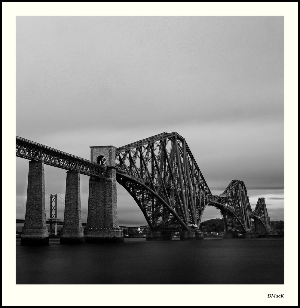 The Forth Bridge (Compare & Contrast)