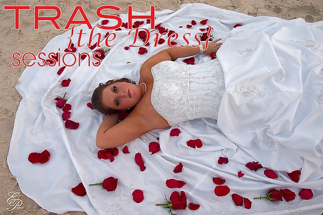 Trash the Dress sessions