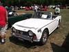 1968 TR4  TR250 (cjp02) Tags: show classic car vintage indiana days british motor zionsville fujipix av200 cjp02 1968tr4tr250indy