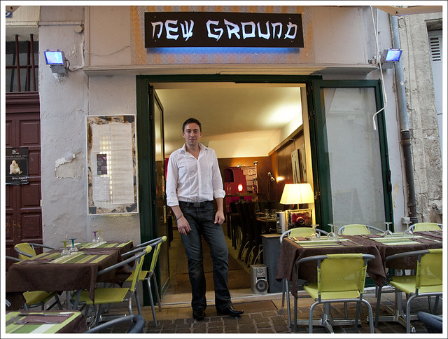 Avignon 2011-08-28 5 - Restaurant New ground 1