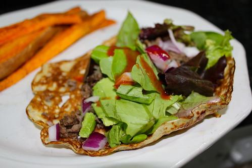 Paleo Burrito