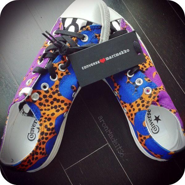 marimekko converse shoes