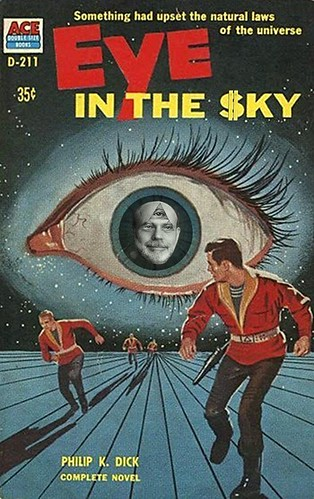 EYE IN THE SKY by Colonel Flick