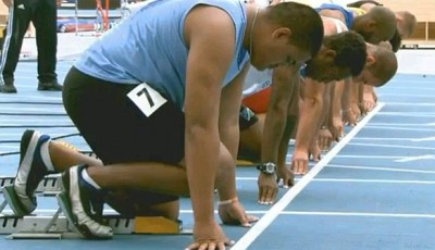 Na mistrovství světa v Tegu běhají i koulaři