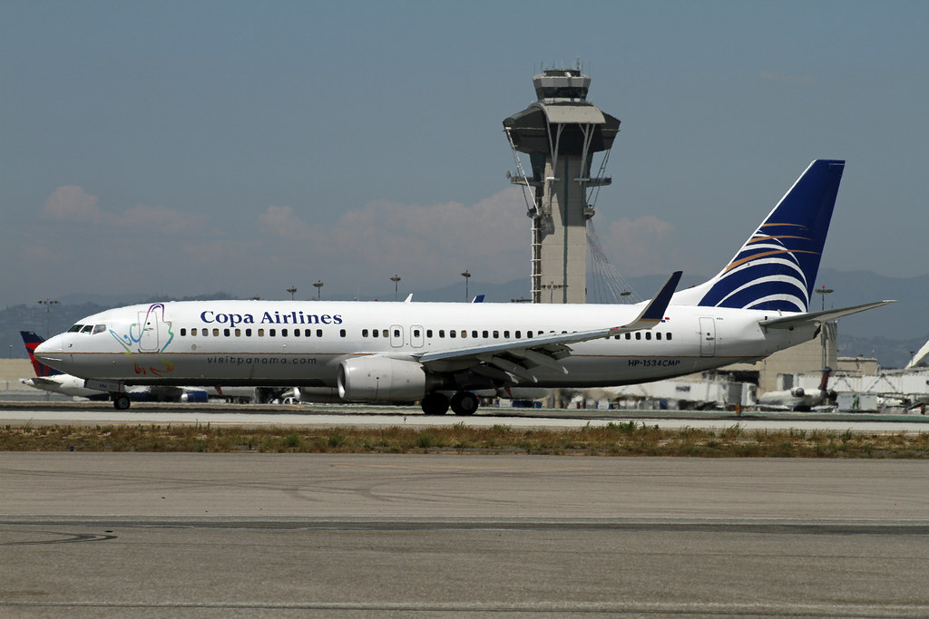 Special Livery, Copa Airlines, Boeing 737-800