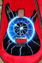 Jackson Adrenalize - Def Leppard Guitar (eleonora kustom works . custom painting) Tags: eye phil guitar jackson def airbrush chitarra leppard collen aerografia adrenalize