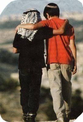 la foto de la paz