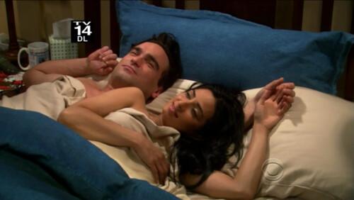 Priya and Leonard