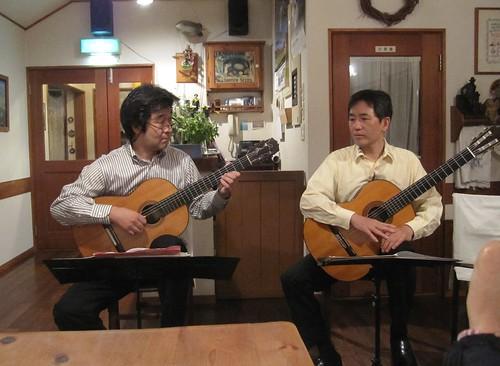 稲垣氏・田口氏二重奏 2011年8月26日 by Poran111