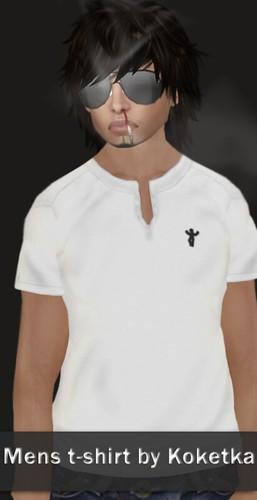 Mens Tshirt XYROOM