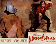 Don Juan Errol Flynn
