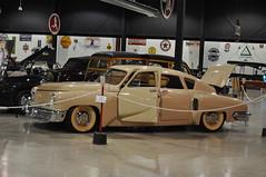 1948 Tucker (scb.mypics) Tags: cars 1948 car museum rust automobile display rusty tourist collection scrapyard tucker classiccars touristdestination carenthusiast tupeloautomobilemuseum