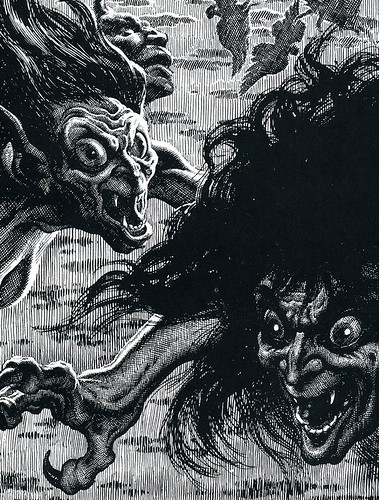 Monster Brains - Virgil Finlay Preview Image