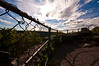 HFF! (Michad90) Tags: sky sun clouds fence happy nikon friday 10mm hff d90 nagold hohennagold