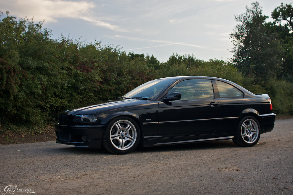 2002 Bmw E46 330ci Sport Black With Coilovers Archive