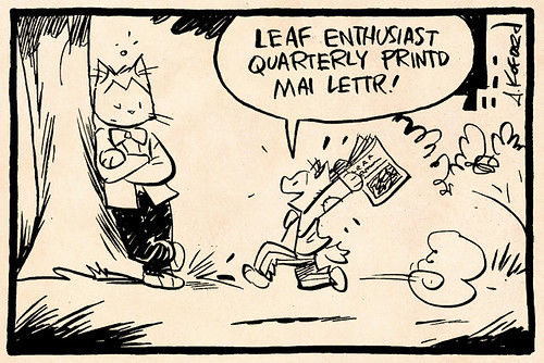 Laugh-Out-Loud Cats #1781 by Ape Lad