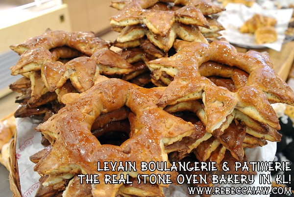 Levain Boulangerie & Patisserie, The real STONE OVEN bakery in KL-27