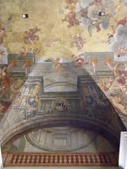 Dominican church frescoes, Koice (DeBeer) Tags: church saint angel asia europe saints ornament angels slovensko slovakia vault baroque allegory virginmary fresco 18thcentury cherubs holytrinity allegorical putto putti kosice dominicans illusionism koice baroqueart 18thcenturyart baroquechurch baroquepainting dominicanchurch 18thcenturypainting dominicansaint allegoricalpainting baroqueornament baroquefresco 18