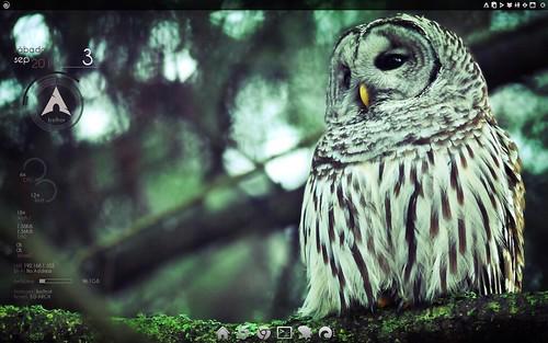 Arch Linux - Septiembre'11