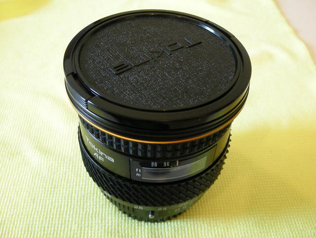 Tokina AF 20-35mm f/3.5-4.5