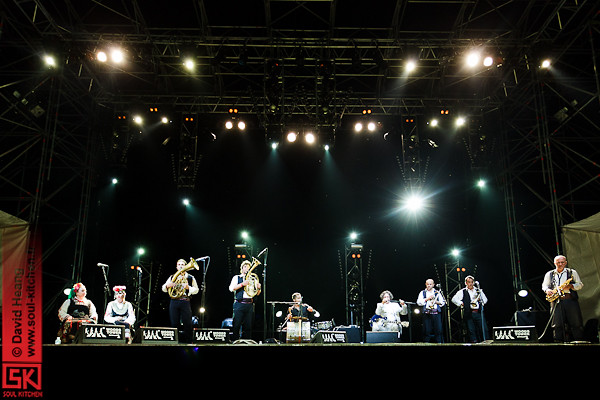 Goran Bregovic @ Woodstower 2011